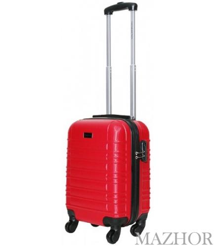 Дорожный чемодан Nevada 16 Red - Фото №1