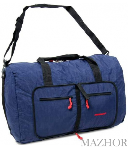 b3531fac621f Сумка дорожная Members Holdall Ultra Lightweight Foldaway Large 71 Navy -  Фото №1