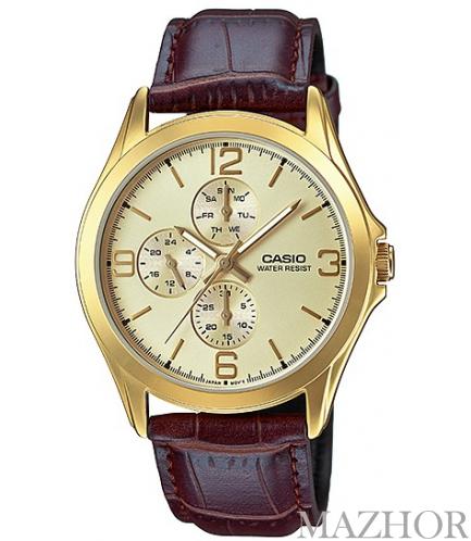 Часы Casio MTP-V301GL-9A (A) - Фото №1