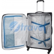 Стильный большой чемодан Carlton 107j478;01 - Фото №6