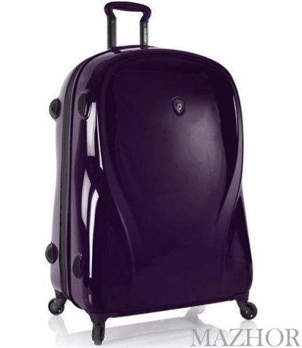 Чемодан Heys xcase 2G (L) Ultra Violet - Фото №1