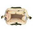 Рюкзак для мамы Sunveno Diaper Bag Dark Green Embroidery NB22179.UNI - Фото №6