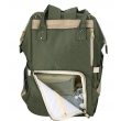 Рюкзак для мамы Sunveno Diaper Bag Dark Green Embroidery NB22179.UNI - Фото №4