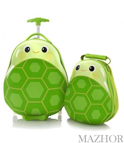 Чемодан + Рюкзак Heys TRAVEL TOTS/Turtle He13030-3197-00 - Фото №1