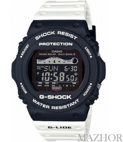 Часы Casio GWX-5700SSN-1ER - Фото №1