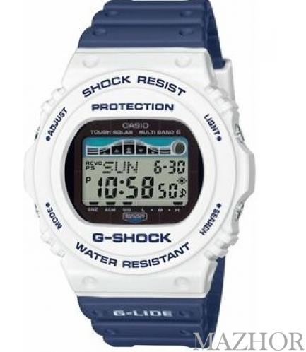 Часы Casio GWX-5700SS-7ER - Фото №1