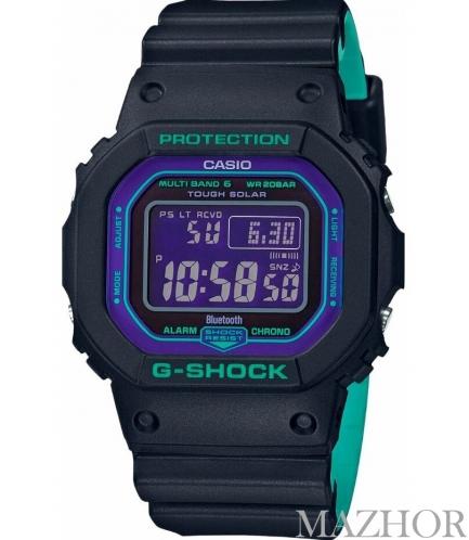 Часы Casio GW-B5600BL-1ER - Фото №1