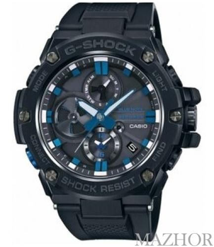 Часы Casio GST-B100BNR-1AER - Фото №1