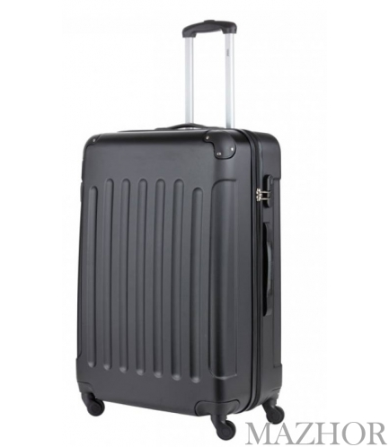 Чемодан TravelZ Light (L) Black 927240 - Фото №1