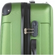 Чемодан TravelZ Light (L) Khaki/Green 927248 - Фото №4
