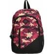 Рюкзак для ноутбука Enrico Benetti LA CORUNA/Cherry Camouflage Eb62040 984 - Фото №2