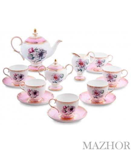 Чайный сервиз на 6 перс.