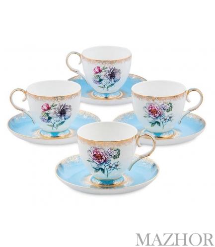 Чайный набор на 4 перс.