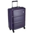 Чемодан на 4 колесах Echolac Elise Purple фиолетовый малый EcPC094-403-17 - Фото №3