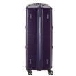 Чемодан на 4 колесах Echolac Elise Purple фиолетовый большой EcPC094-401-17 - Фото №4