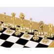 Шахматы Manopoulos  Классические фигуры S32BLA - Фото №5
