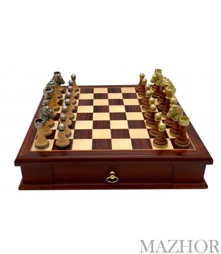 Шахматы Italfama 141MW+333W - Фото №1