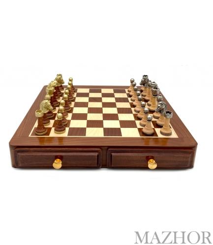 Шахматы Italfama 141MW+G445 - Фото №1