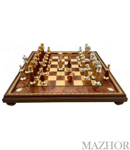 Шахматы Italfama 154GS+431RS - Фото №1