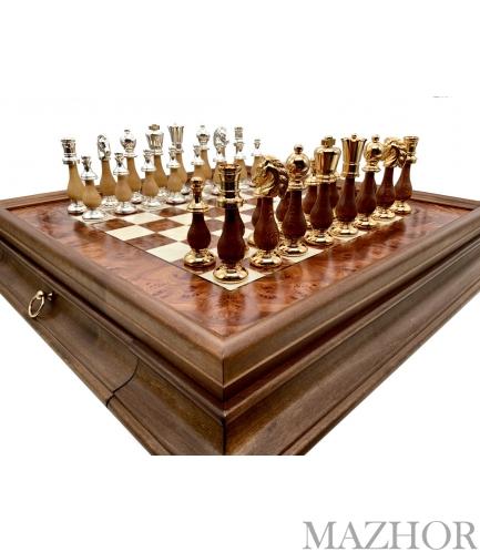 Шахматы Italfama 154GS+434R - Фото №1