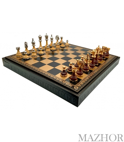 Шахматы Italfama 158G+222GN - Фото №1