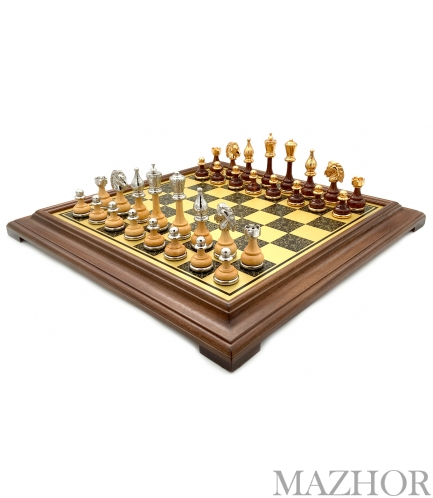 Шахматы Italfama 158G+252BW - Фото №1