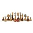 Шахматы Italfama 158G+332W - Фото №6