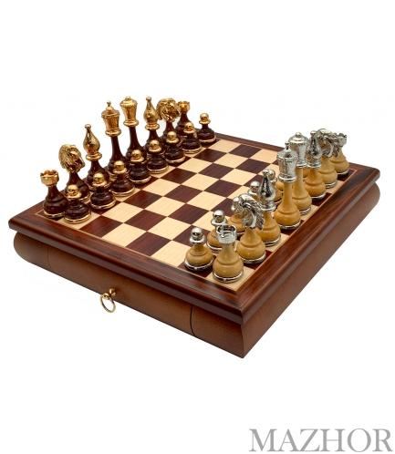 Шахматы Italfama 158G+332W - Фото №1
