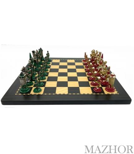 Шахматы Italfama 19-72+G10230E - Фото №1