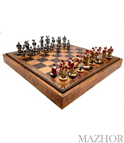 Шахматы Italfama 19-84+222MAP - Фото №1