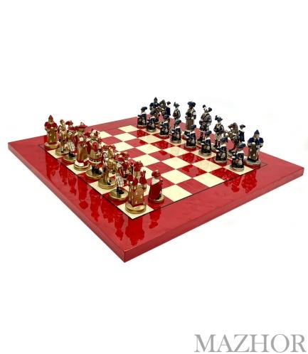 Шахматы Italfama 19-84+511R - Фото №1