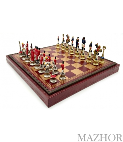Шахматы Italfama 19-92+219GR - Фото №1