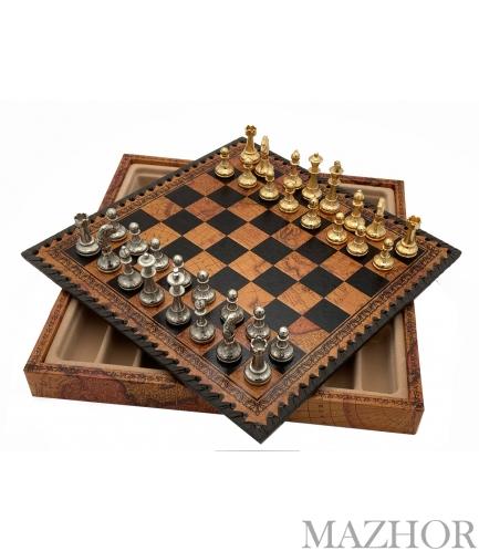 Шахматы Italfama 65G+218MAP - Фото №1