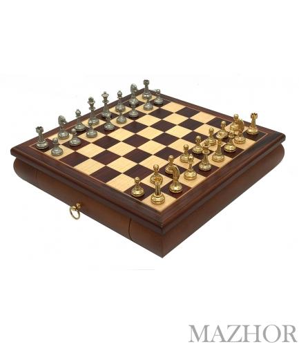 Шахматы Italfama 65G+332W - Фото №1