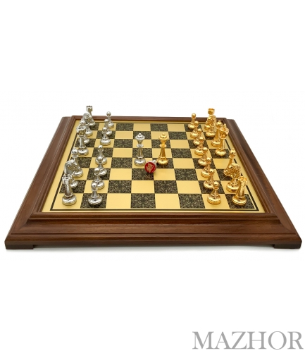 Шахматы Italfama 70G+252BW - Фото №1
