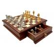 Шахматы Italfama 70G+333W - Фото №3