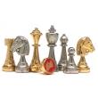 Шахматы Italfama 70G+513R - Фото №5