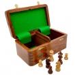 Шкатулка для хранения шахмат Italfama G108W - Фото №2