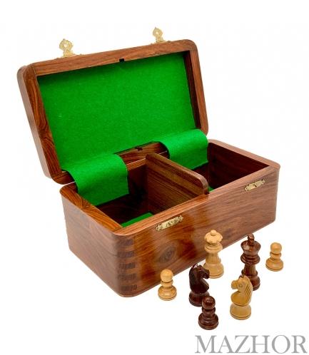 Шкатулка для хранения шахмат Italfama G109W - Фото №1