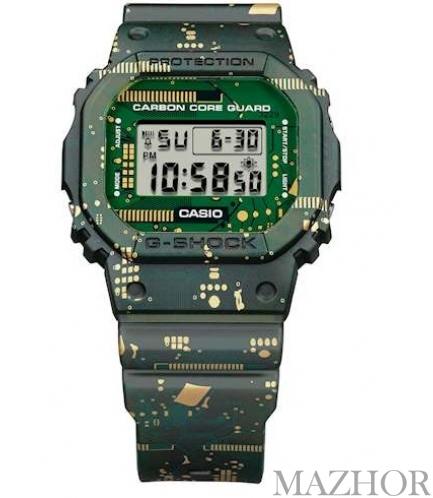Часы CASIO G-SHOCK DWE-5600CC-3ER - Фото №1