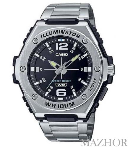 Часы Casio Collection MWA-100HD-1AVEF - Фото №1
