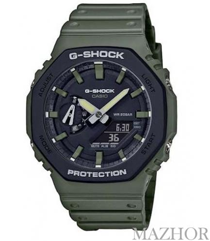 Часы Casio G-SHOCK GA-2110SU-3AER - Фото №1