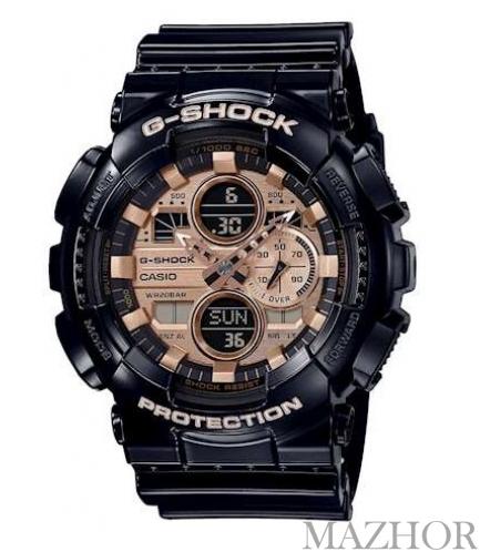 Часы Casio G-SHOCK GA-140GB-1A2ER - Фото №1