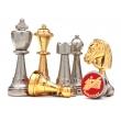 Шахматы Italfama 70G+333WLP - Фото №6