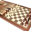 Шахматы + нарды + Шашки 3 в 1 Manopoulos 088-3601STP - Фото №5