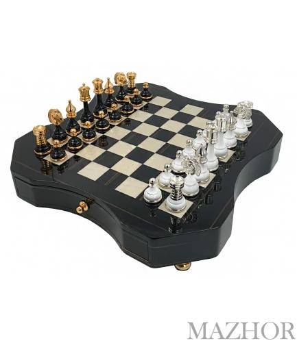 Шахматы Italfama 150GSBN+337WLP - Фото №1