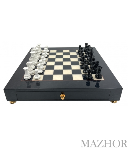 Шахматы Italfama G1026BN+8530R - Фото №1