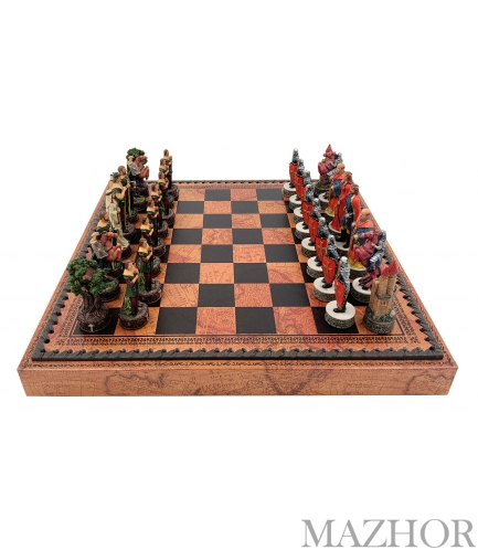 Шахматы Italfama R71151+219MAP - Фото №1