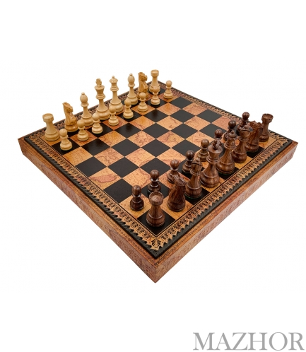 Шахматы Italfama G250-78+222MAP - Фото №1