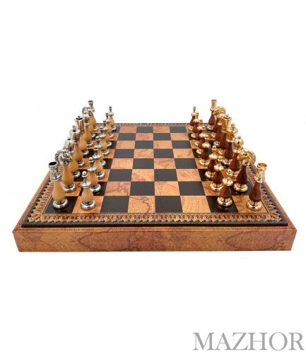 Шахматы Italfama 142G+222MAP - Фото №1